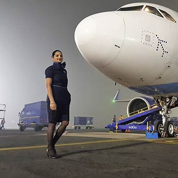 IndiGo - On Time, Low Fares, Courteous, Hassle-free, Low Cost